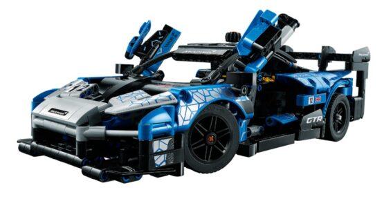 Set Lego Technic McLaren Senna GTR 6