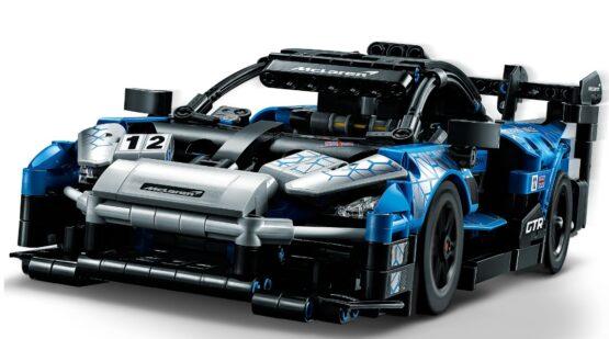 Set Lego Technic McLaren Senna GTR 1