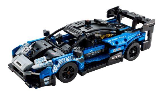 Set Lego Technic McLaren Senna GTR 8