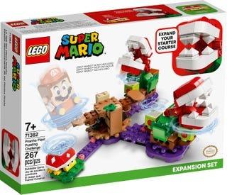 Set Lego de Expansion Desafio de las Plantas Piraña 2