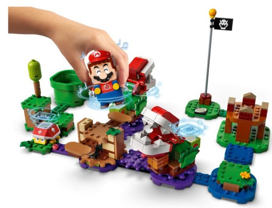 Set Lego de Expansion Desafio de las Plantas Piraña 3