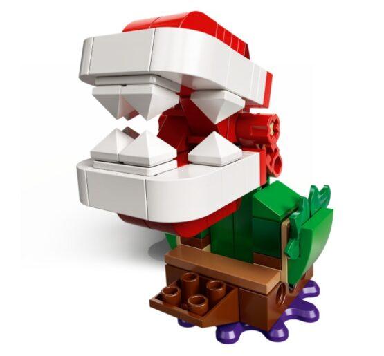 Set Lego de Expansion Desafio de las Plantas Piraña 4