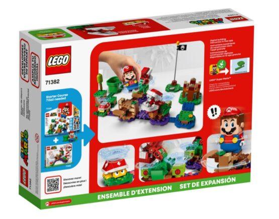 Set Lego de Expansion Desafio de las Plantas Piraña 7
