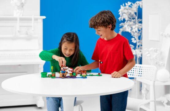 Set Lego de Expansion Desafio de las Plantas Piraña 8