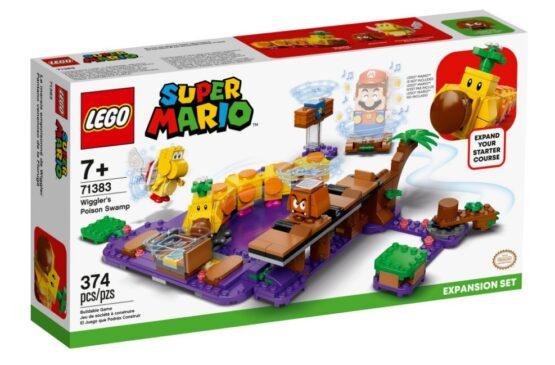 Set de Expansion Lego Pantano Venenoso de la Floruga 2