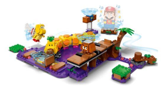 Set de Expansion Lego Pantano Venenoso de la Floruga 1
