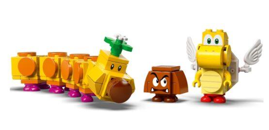Set de Expansion Lego Pantano Venenoso de la Floruga 5