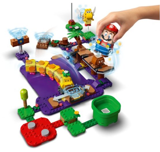 Set de Expansion Lego Pantano Venenoso de la Floruga 6