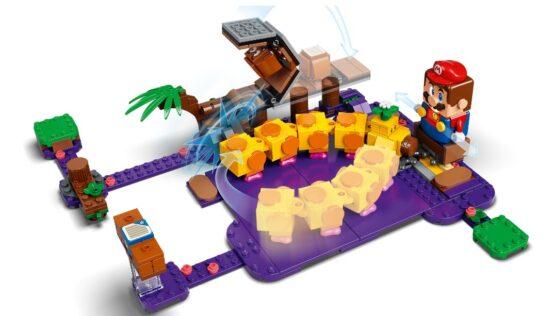 Set de Expansion Lego Pantano Venenoso de la Floruga 7