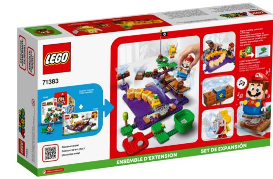 Set de Expansion Lego Pantano Venenoso de la Floruga 9