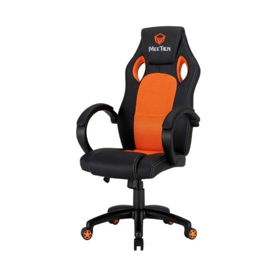 Silla Gamer Meetion Black + Orange MT-CHR05 1