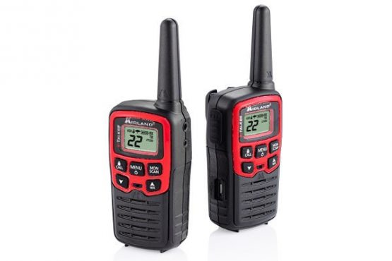 2 Radios Walkie Talkies Midland T31 con 22 Canales 1