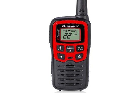 2 Radios Walkie Talkies Midland T31 con 22 Canales 2