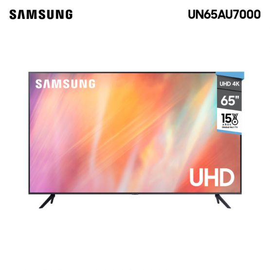 "Televisor Samsung LED Smart Tv 65"" UHD 4K 1"