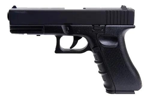 Pistola CO2 Shan Chun Glock 17 CAL. 4.5MM Negra 2