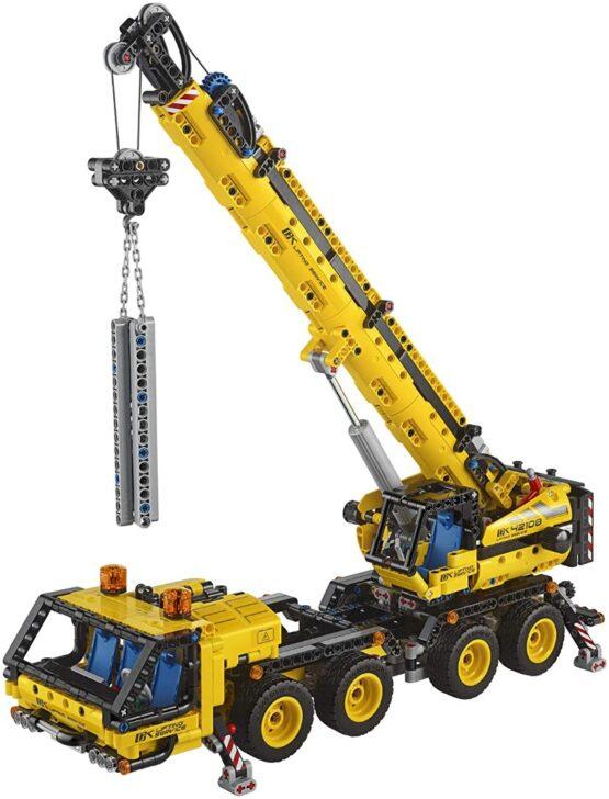 Lego Technic Kit de Construccion de Grua Movil 1