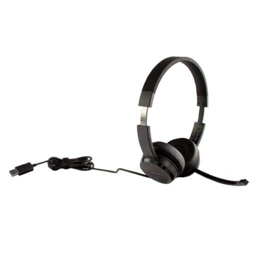 Auricular Vincha Lenovo 100 Usb Stereo 1
