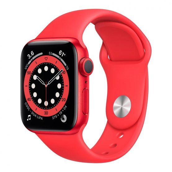 Reloj Inteligente Apple Watch Series 6/ 32Gb/ 44mm / Wifi / Bluetooth/ Gps 7