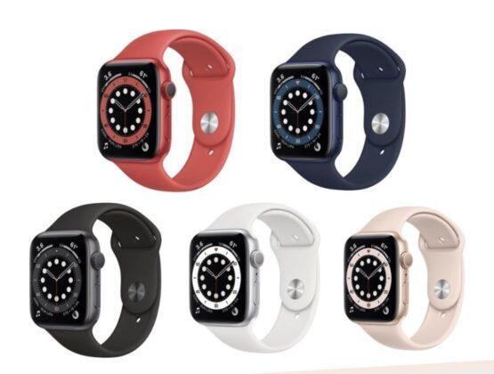 Reloj Inteligente Apple Watch Series 6/ 32Gb/ 44mm / Wifi / Bluetooth/ Gps 1
