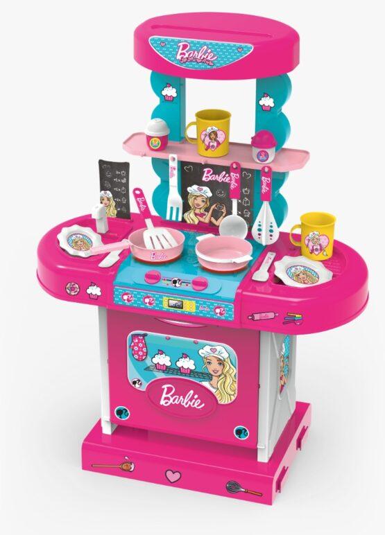 Barbie Cocina Electronica Con Valija + Accesorios 1