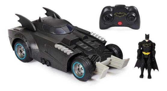 Batman Batimovil Lanza y Defensa 1