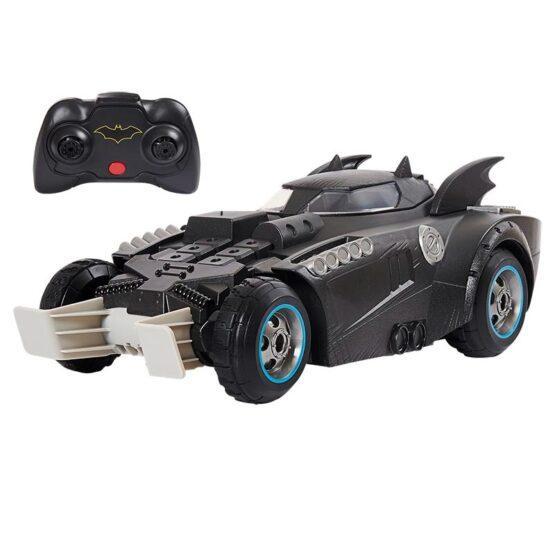 Batman Batimovil Lanza y Defensa 5