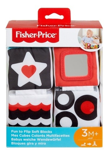 Bloques Suaves de Aprendizaje Fisher Price 3