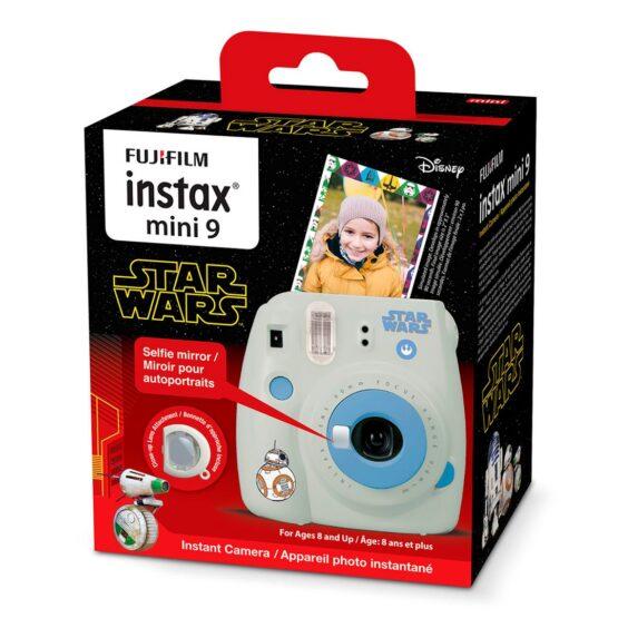 Camara Digital Fujifilm Instax Mini 9 Star Wars 4