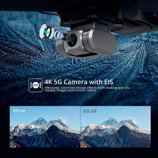Drone Holy Stone D15 4k Camara Wifi Gps 20min 4