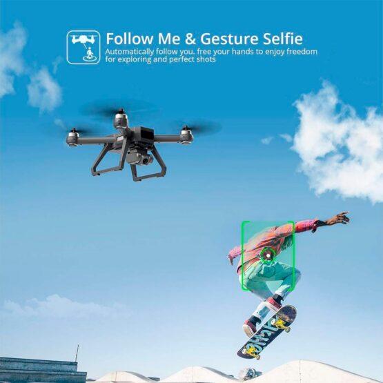 Drone Holy Stone D15 4k Camara Wifi Gps 20min 5