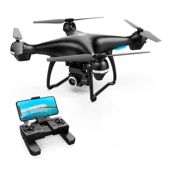 Drone Holy Stone Hs100 2k Camara Wifi Gps 18min 1
