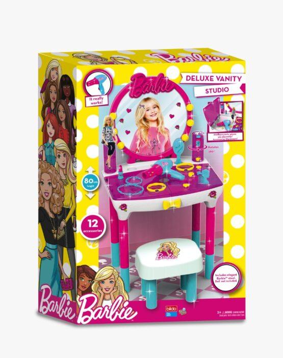 Estudio De Maquillaje Barbie + Accesorios 2