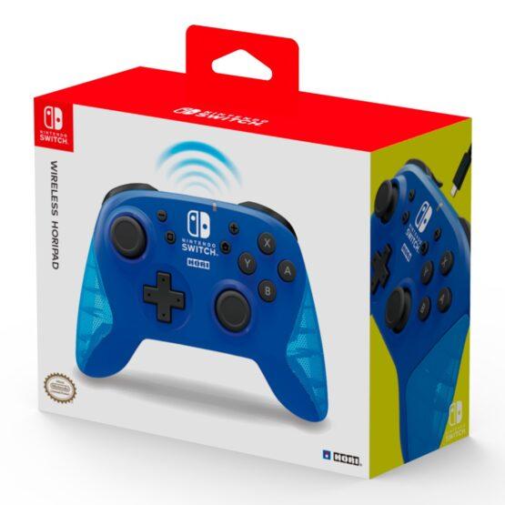 Gamepad Inalambrico Para Switch Hori Bluetooth 6