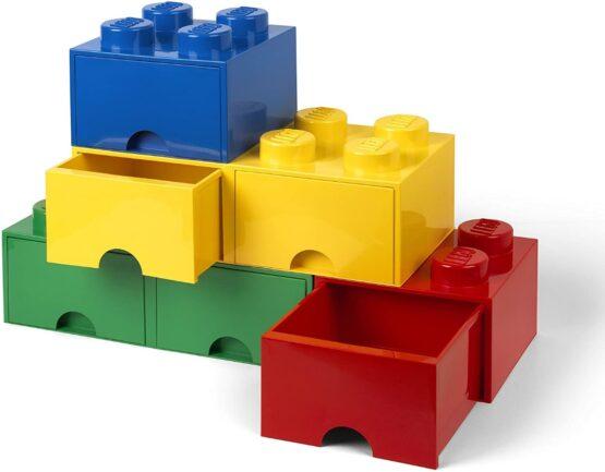 Caja de Almacenamiento Lego Brick Drawer 8 Apilable 1