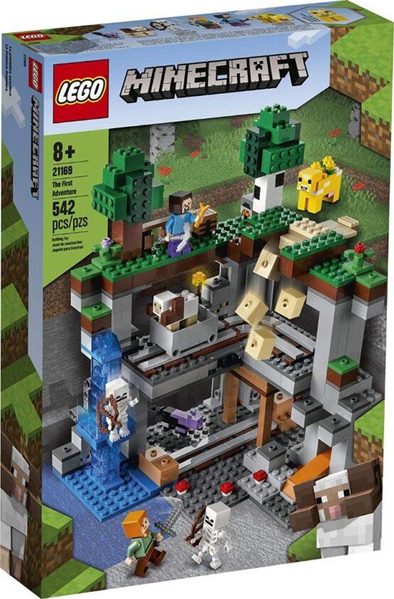 Lego Minecraft The First Adventure 5
