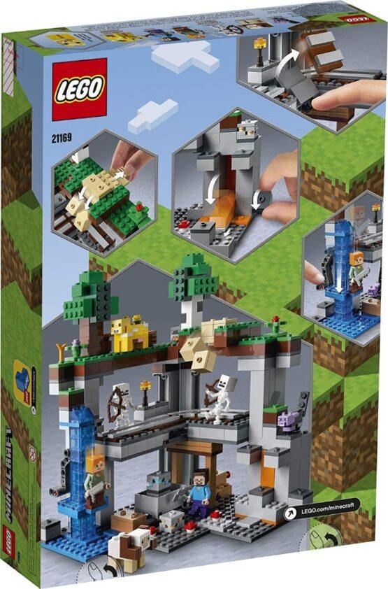 Lego Minecraft The First Adventure 6