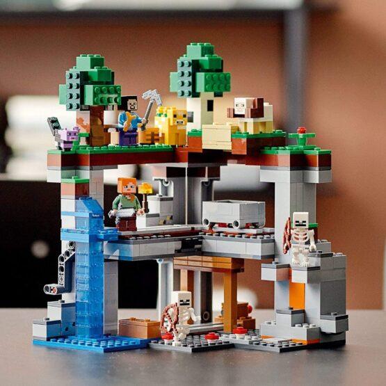 Lego Minecraft The First Adventure 8