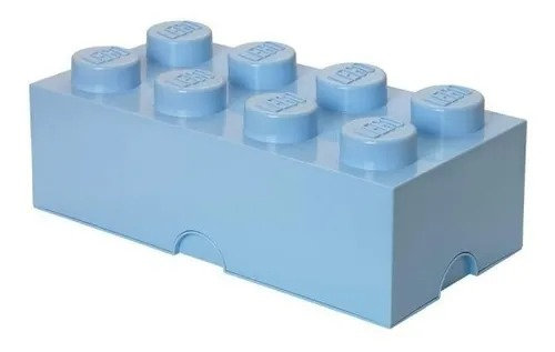 Caja de Almacenamiento Lego Storage Brick 8 Apilable 2