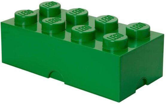 Caja de Almacenamiento Lego Storage Brick 8 Apilable 10