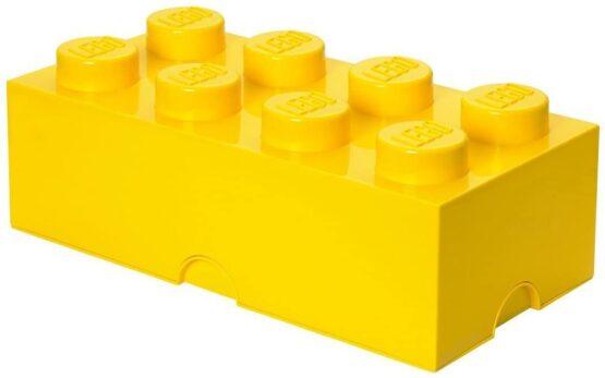 Caja de Almacenamiento Lego Storage Brick 8 Apilable 6