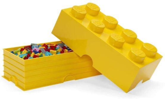 Caja de Almacenamiento Lego Storage Brick 8 Apilable 1