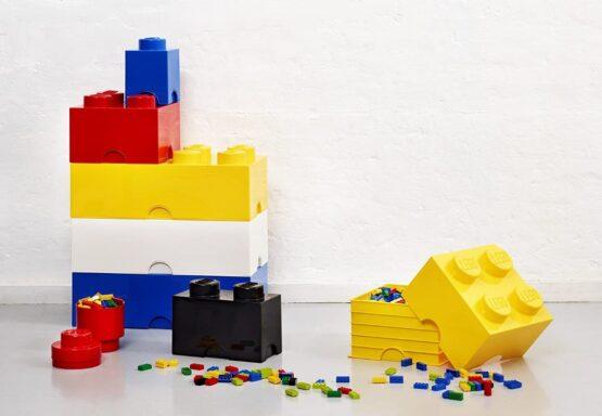 Caja de Almacenamiento Lego Storage Brick 8 Apilable 7