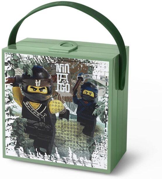 Lonchera Infantil Lego con Asa 3