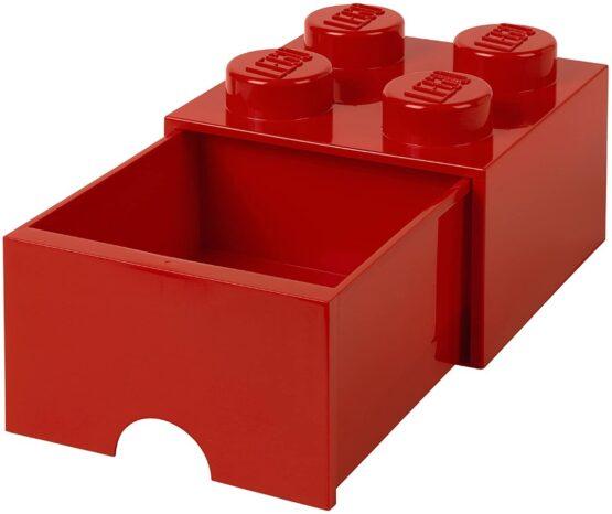 Caja deAlmacenamientoLego Brick Drawer 4 Apilable 3
