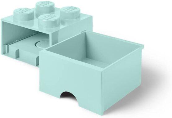 Caja deAlmacenamientoLego Brick Drawer 4 Apilable 1