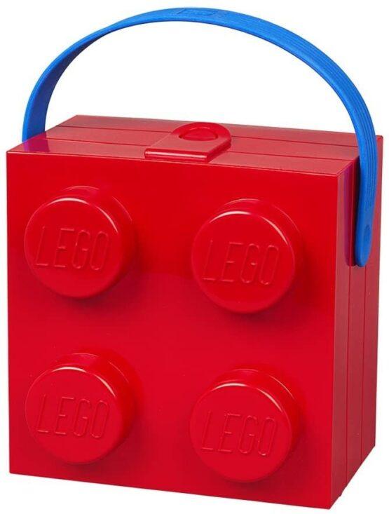Lego Caja con Asa Tipo Lonchera 1