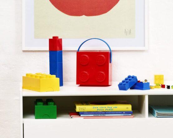 Lego Caja con Asa Tipo Lonchera 2