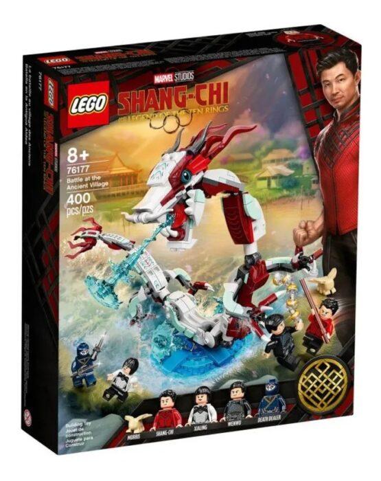 Lego Marvel Shang-Chi Batalla en la Antigua Aldea 2