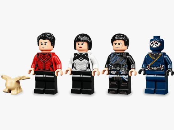 Lego Marvel Shang-Chi Batalla en la Antigua Aldea 5