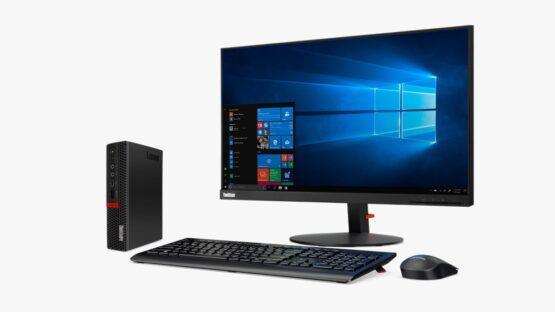 Lenovo Thinkcentre M720Q TINY I3-9100T/ 8Gb/ 128Gb/ W10P/ 3YOS 3